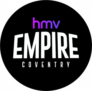 hmv Empire Coventry, live music, venue